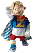 Nick Jr. LazyTown Ziggy 3