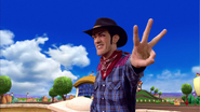 Robbie Rotten The Cowboy