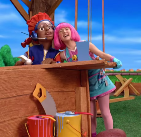 File:Nick Jr. LazyTown Pixel and Stephanie 5 - My Treehouse.png
