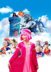 Nick Jr. LazyTown - The Blue Knight Promo Image