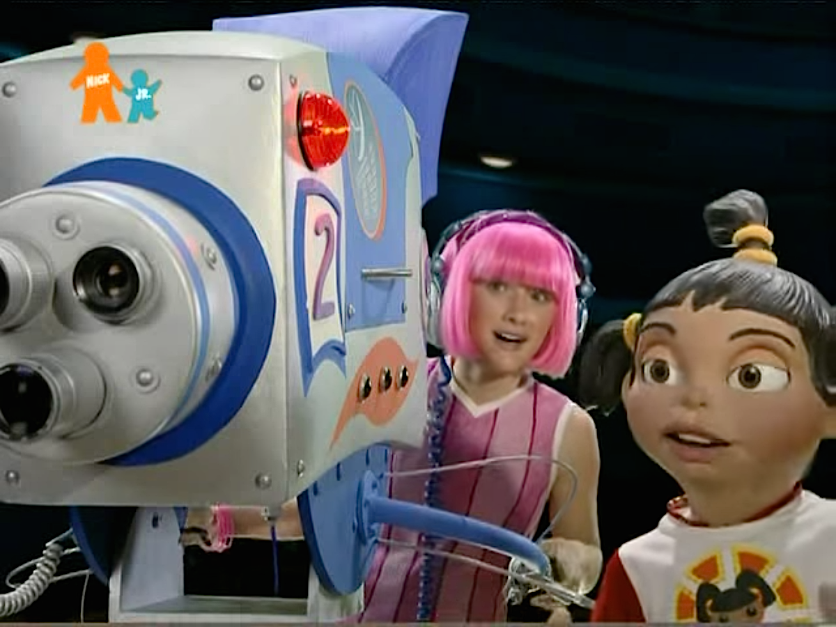 LazyTown - Show News, Reviews, Recaps and Photos - TV.com