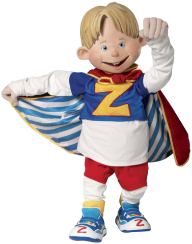 Image - Nick Jr. LazyTown Ziggy Holding His Cape.png ...