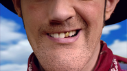 Robbie Rotten mouth