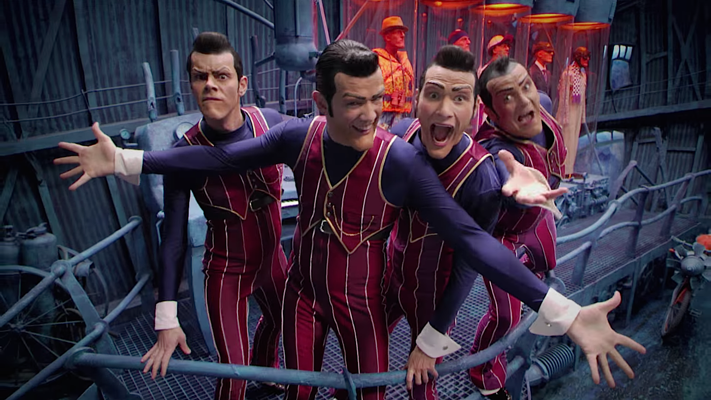We Are Number One Lazytown Wiki Fandom Powered By Wikia