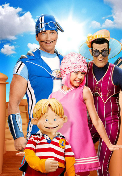 Nick Jr Lazytown The First Day Of Summer Promo Image Jpg