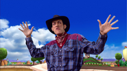 Robbie Rotten Challenges Sheriff Stephanie to a Duel