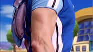 Sportacus arm