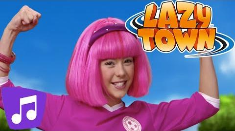 LazyTown All Together Music Video
