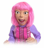 Nick Jr. LazyTown Stephanie Wit Puppets