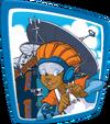 Nick Jr. LazyTown Navigation Pixel