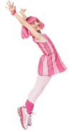 Nick Jr. LazyTown Stephanie Meanswell 8