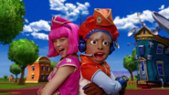 Nick Jr. LazyTown Pixel and Stephanie 23 - Scavenger Hunt