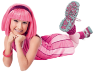 Nick Jr. LazyTown Stephanie Meanswell 2