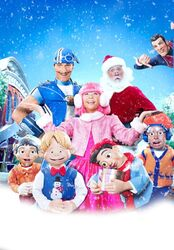 Nick Jr. LazyTown - The Holiday Spirit Promo Image