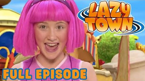 Welcome to LazyTown