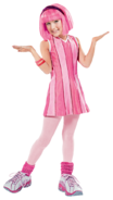 Nick Jr. LazyTown Stephanie Meanswell 6