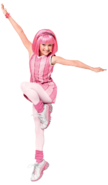 Nick Jr. LazyTown Stephanie Meanswell 7