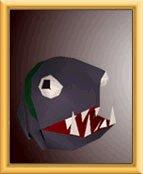 Character Fish-Bull