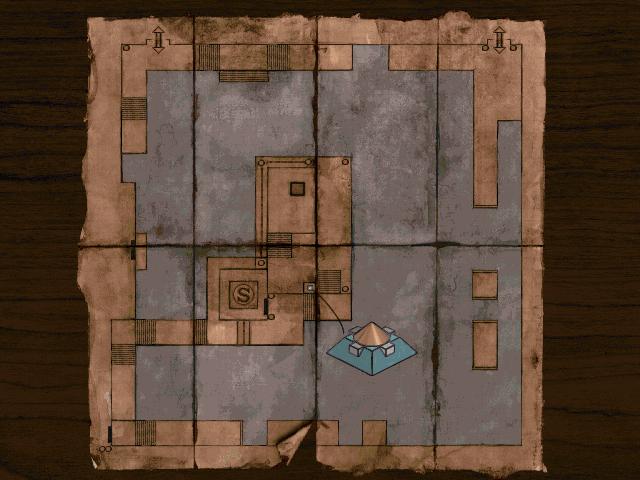 Map Citadel Sewers