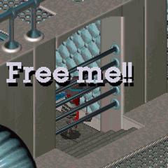 Joan in the Otringal Prison