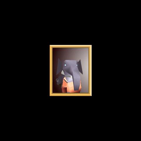 Baldino in his spacesuit