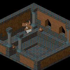 Men's steam room
