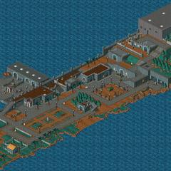 Citadel Island in LBA