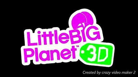 LittleBigPlanet 3D- Wonder Hills Interactive Music (Fan Made)