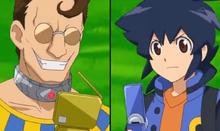 M. Gojo vs Hiro