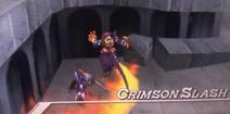 Crimson slash