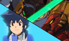 Hiro vs Titan