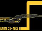 Corridor LCARS Displays (TNG)