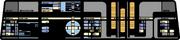 Transporter console