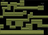 Green ruins map