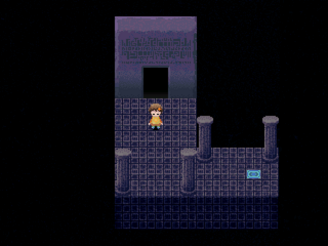Teleport Maze entrance