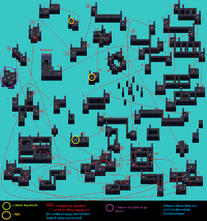 Teleport maze (LcdDem ver 0.025) By Bubblewhisper (2)