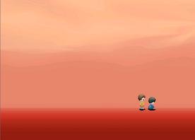 Red sky npc
