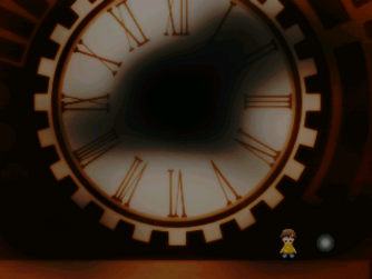 Clock tower orb