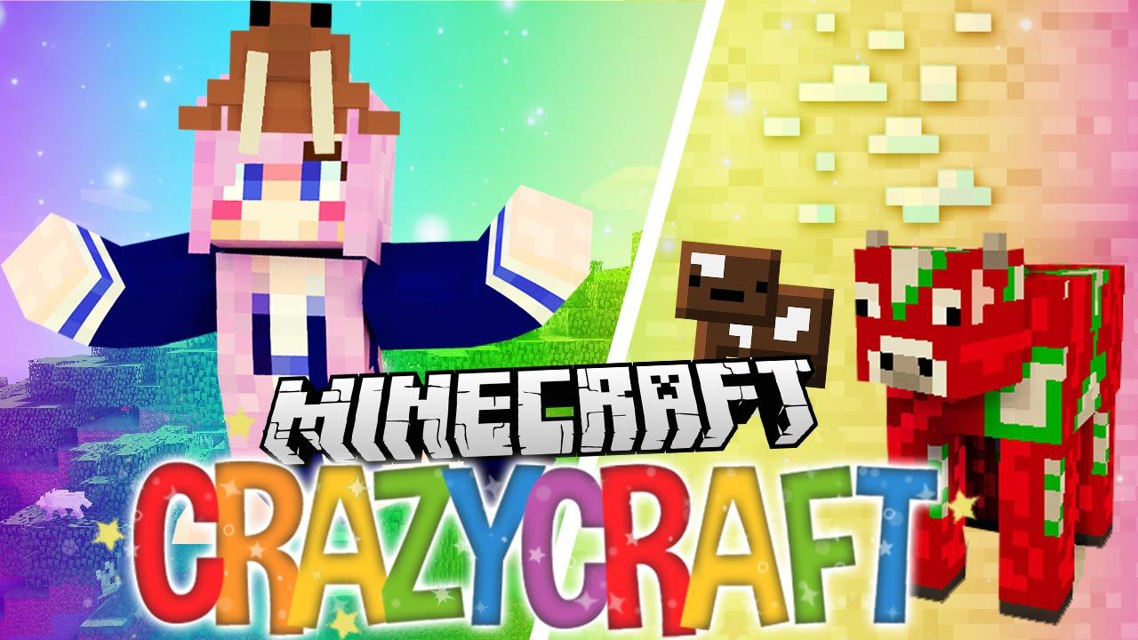 Crazy craft 3 0 ldshadowlady wiki fandom powered by wikia for Crazy craft 3 0 server