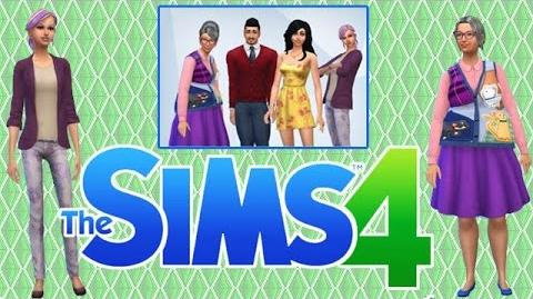 Meet The Fudge Family Let's Play The Sims 4 Ep. 1-2