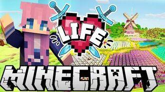 Flower Fields Ep. 4 Minecraft X Life SMP