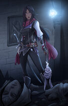 Baxil's Mistress