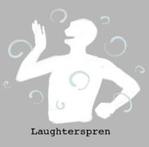 Laughterspren
