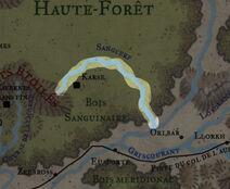 Rivière Sangcerf