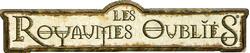 Wiki Le Monde des Royaumes Oubliés