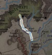 Ruisseau étincelant