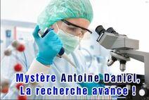 Recherche sur le mystère Antoine Daniel