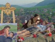 Kissing Town cercueil