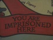 Carte prison flèche