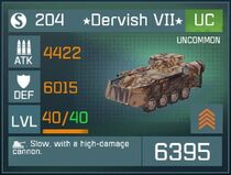 Dervish(UC)lvl40